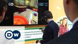 معرض الكتاب في فرانكفورت يركز على المجال الرقمي | الأخبار