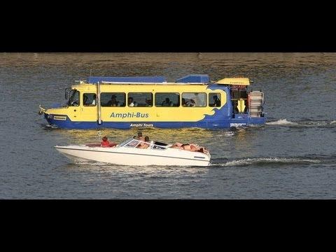 The Montreal Amphi-bus Tours 2014