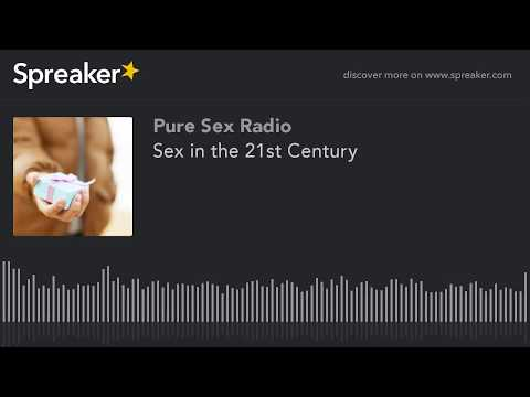 Sex in the 21st Century