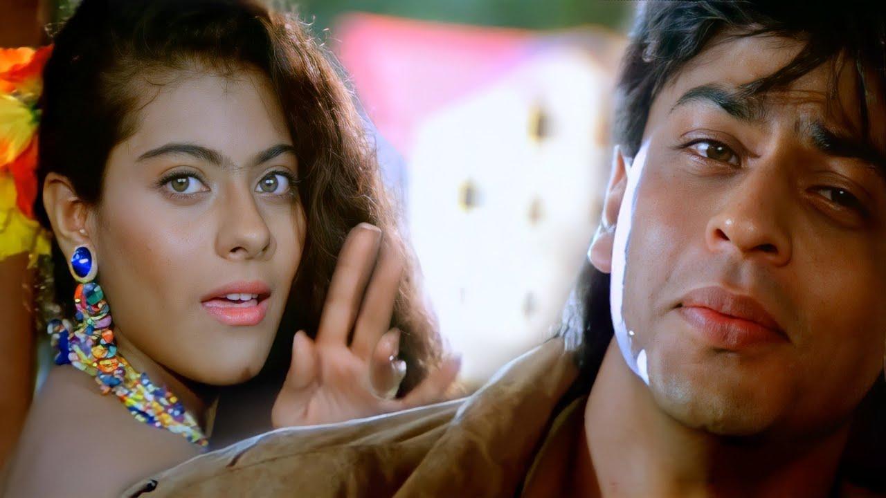 Download Jaati Hoon Main | Karan Arjun | Shahrukh Khan | Kajol | Kumar Sanu | Alka Yagnik