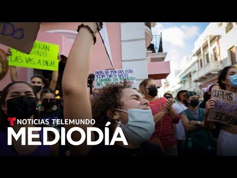 Los casos de feminicidio en Puerto Rico se agudizan | Noticias Telemundo