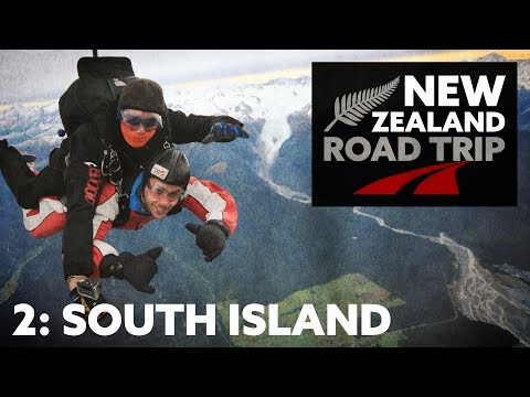 New Zealand Road Trip: Ep 2 - Backpacking the South Island