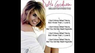 (NEW) Heart Hypnotic - Delta Goodrem 2013 new single inc mp3 download