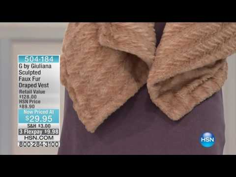 HSN | G by Giuliana Rancic Fashions 01.19.2017 - 03 PM