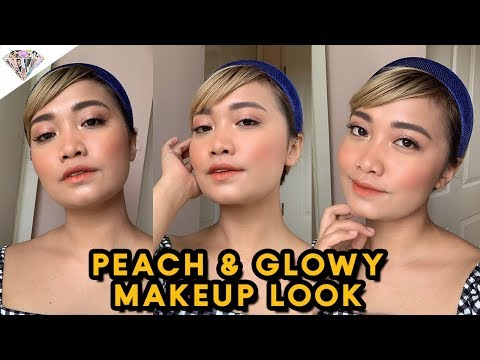 NO FOUNDATION PEACHY & GLOWY EVERYDAY MAKEUP FT.  LOCAL INDIE BRANDS thumbnail