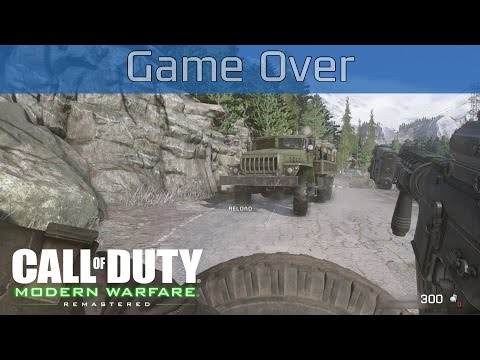 Call Of Duty 4: Modern Warfare Remastered - Game Over Walkthrough [HD 1080P/60FPS]