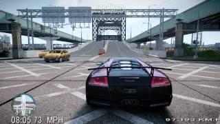 GTAIV Lamborghini Engine Sound MOD V2