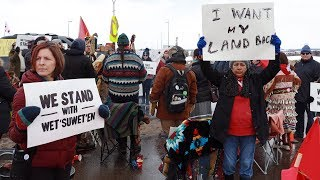 Wet'suwet'en member wants protesters to 'back down'