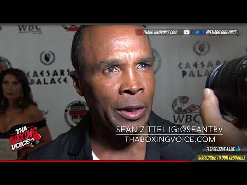 SUGAR RAY LEONARD CLOWNS CONOR MCGREGOR'S WORKOUT FOR FLOYD MAYWEATHER