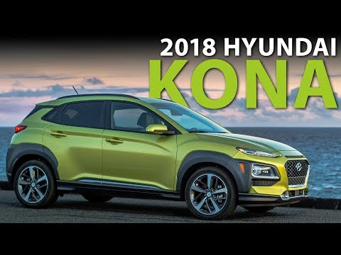 Visiting Kona… The Hyundai Crossover, That Is - Autoline After Hours 407