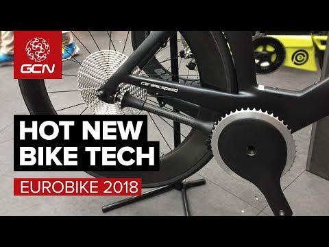 Hottest New Road Bike Tech | Eurobike 2018