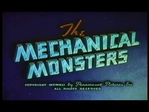 Superman-The Mechanical Monsters (1941)