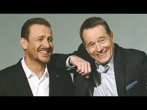 Actors on Actors: Bryan Cranston and Jason Segel – Full Video