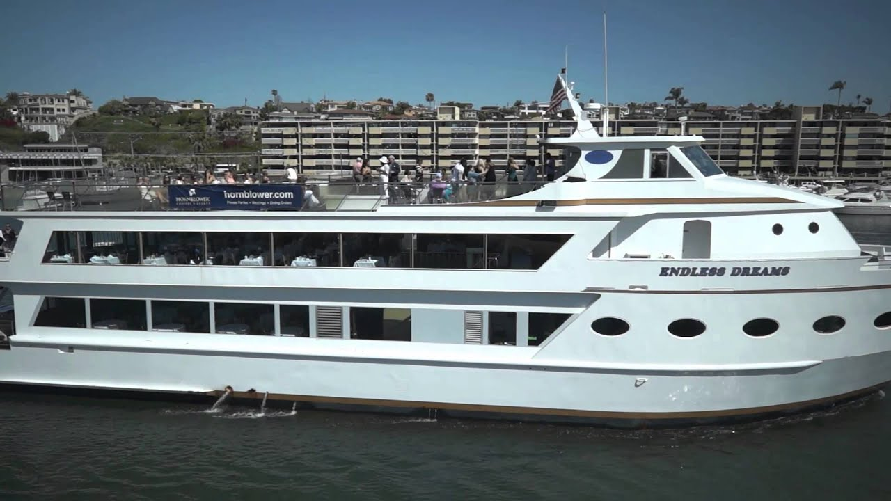Riverboat Angela Louise For Yacht Weddings In Newport Beach
