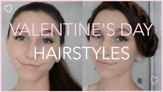DIY | Valentine's Day Hairstyles Thumbnail