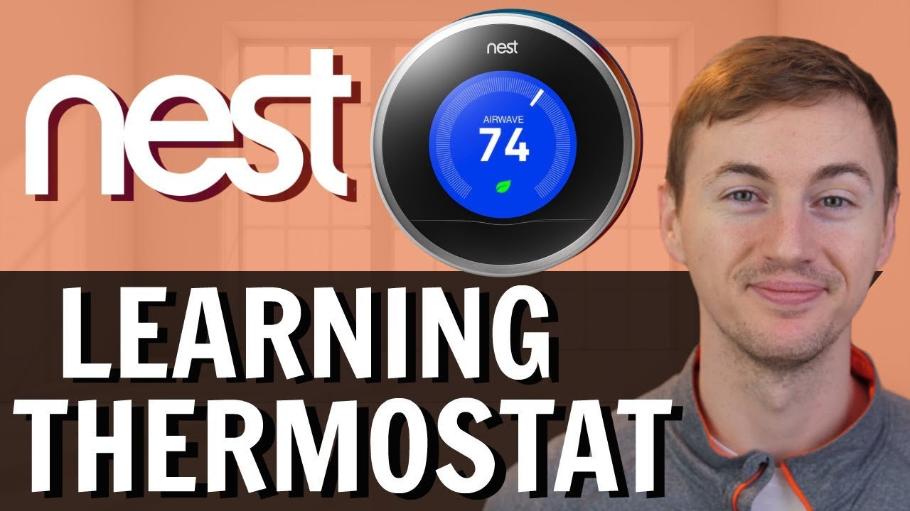 Best Smart Thermostat Nest Learning Setup Review Youtube Toyota Rav4 Temp Gauge Wiring Smartthermostat Smarthome