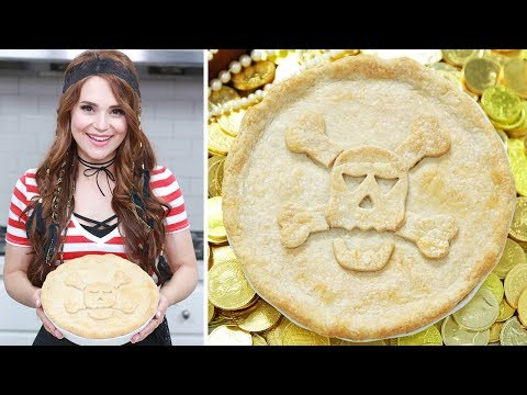 Generate PIRATES OF THE CARIBBEAN CHICKEN POT PIE - NERDY NUMMIES Screenshots