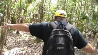 Seminole Indian Tracking Methods
