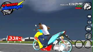 GTA SA ANDROID || review honda beat fi super boy + share
