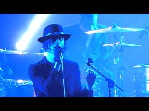 IAMX - The Great Shipwreck Of Life 3 November 2012 Milk Moscow HD Part1