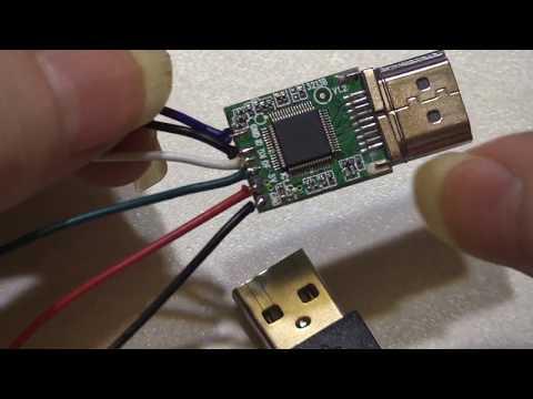 MHL Кабель HDMI - MicroUSB, USB (MHL 4KHDTV) (черный) MicroUSB 11 pin