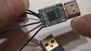 hDMI MICRO USB СВОИМИ РУКАМИ