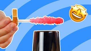 Как сделать домашний леденцовый сахар своими руками. Мечта детства!