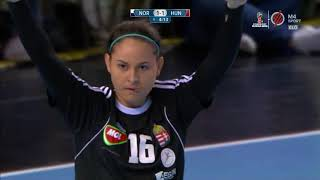 Norvégia - Magyarország, Junior VB, 2018. 07. 14.