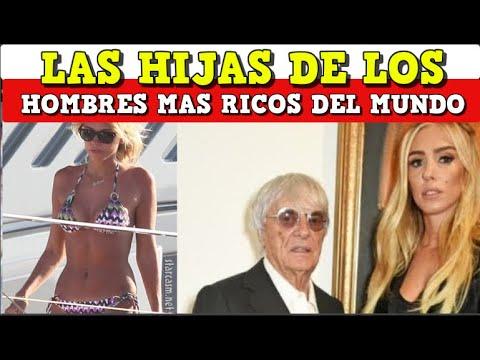 Las Hijas de los hombres mas ricos del mundo