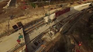 N34 tunnel Holthone 30 september 2018