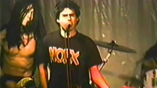 NOFX at the legendary Al's Bar in Downtown Los Angeles January 12, ...