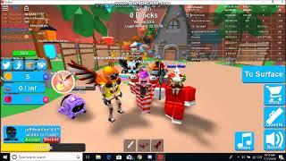 Giveaway Mythical pets at mining simulator part 3