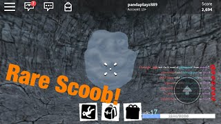 ROBLOX how to get rare scoob in sno day