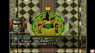 Suikoden 2 Walkthrough Part 58 - Battle With Neclord