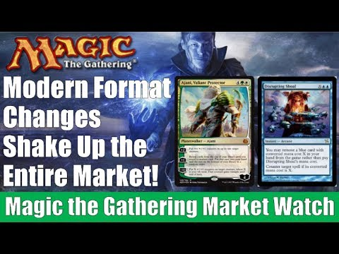 MTG Market Watch: Modern Format Changes Shake Up the Market