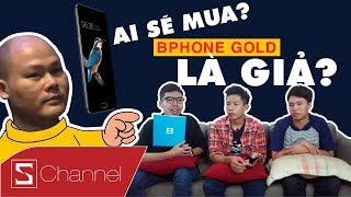 #BMML Trở lại - Vì sao Bphone 2 phải đắt? Ai sẽ mua? Bphone 2017 Gold không tồn tại?