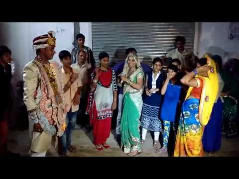 Haryanvi Sexy Dance  सपना की शादी का डांस  Tu thada mai madi   Wedding Dance 2017