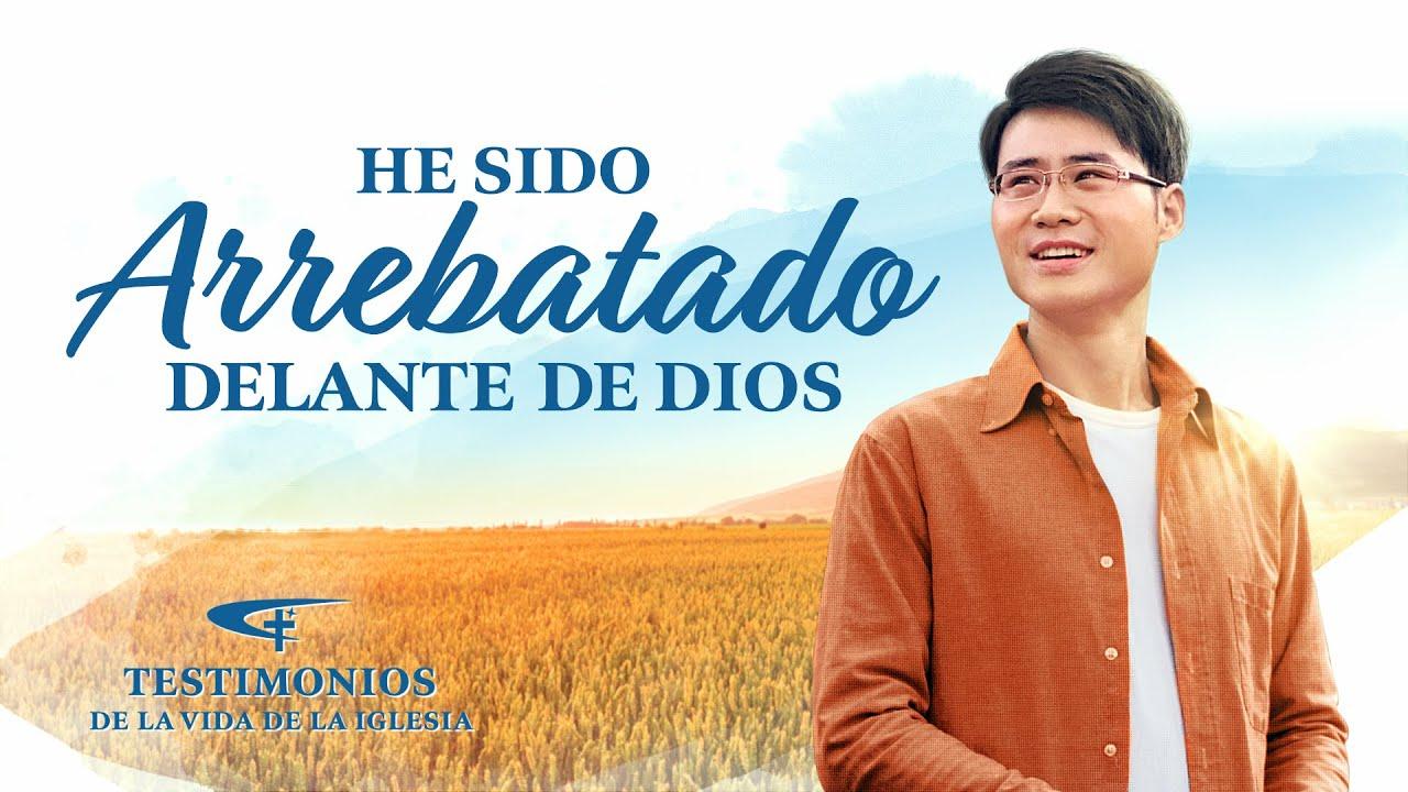 Testimonio cristiano en español 2020 | He sido arrebatado delante de Dios