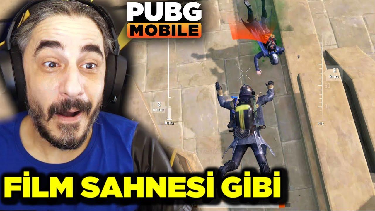 YOK BÖYLE BİR KİLL !!! - PUBG Mobile