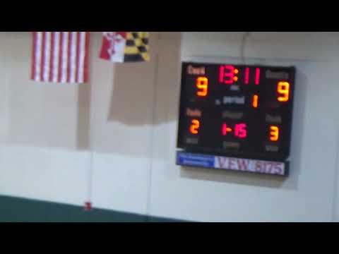 Cecil College vs Community College of Beaver County Region XX Semi Finals