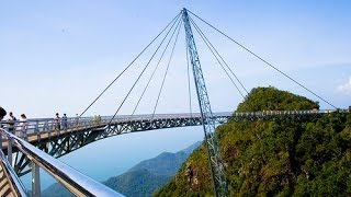 Video Langkawi Sky Bridge in Malaysia download MP3, 3GP, MP4, WEBM, AVI, FLV Oktober 2018