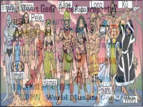 Polynesian Gods