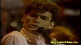 Скачать Animotion Obsession Live American Bandstand 1985 HQ