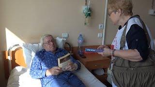 Доброволци на БЧК създадоха библиотека в пловдивска болница