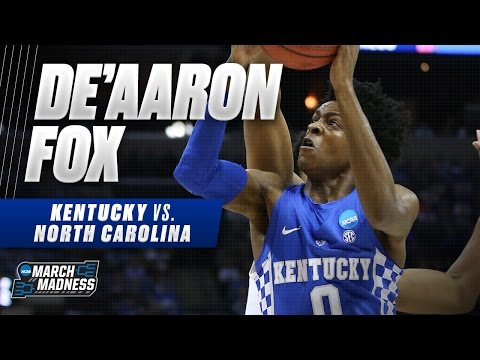 Kentucky vs. North Carolina: De