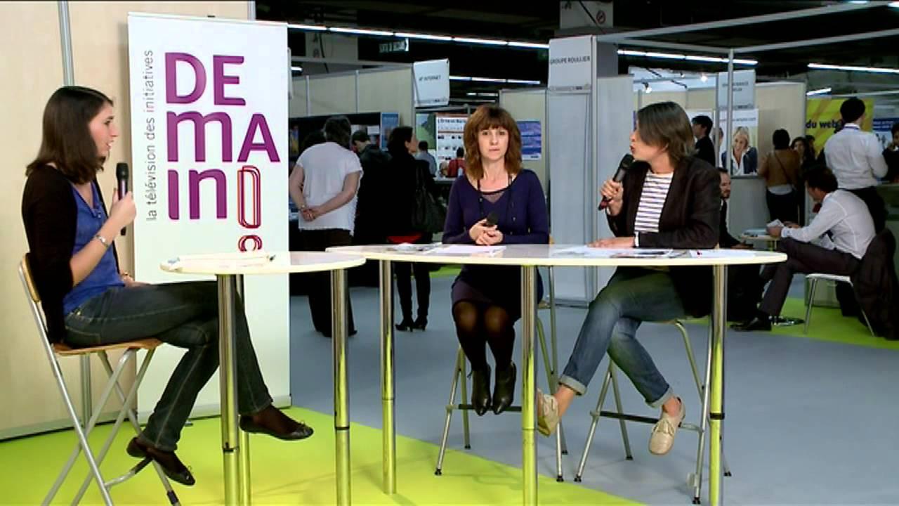 La cci des landes au salon parcours france youtube - Salon christophe robin ...