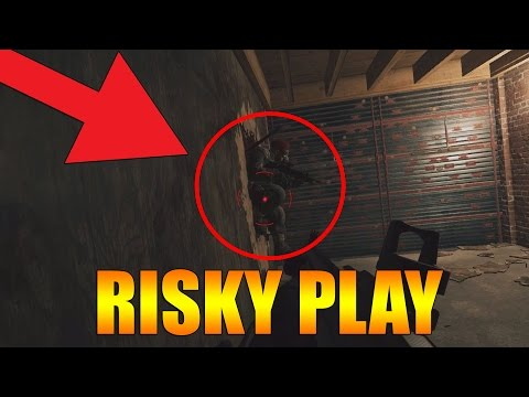 Risky Play - Rainbow Six Siege