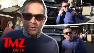 Thomas Lennon Is Hiding From The Police! | TMZ TV