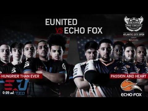 Echo Fox vs eUnited Game 1   Gears Pro Circuit Atlantic City Open Group C