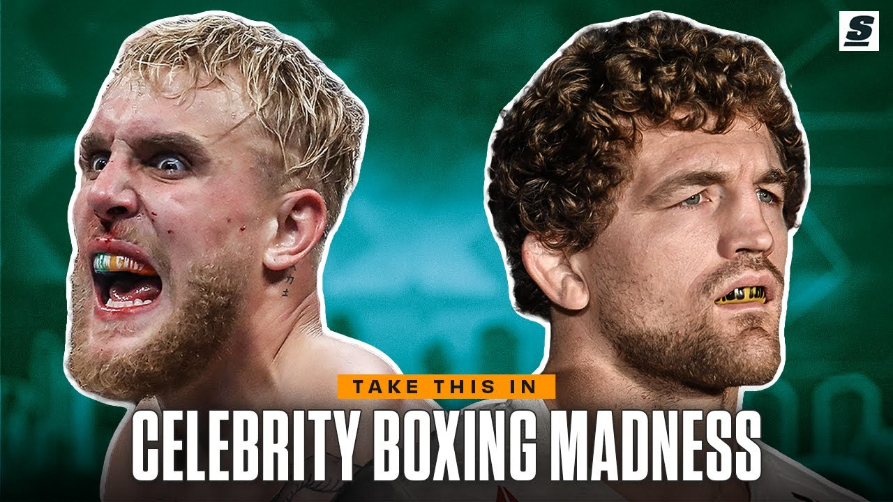 Jake Paul vs Ben Askren: Everything You NEED To Know - YouTube